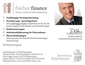 fischer finance