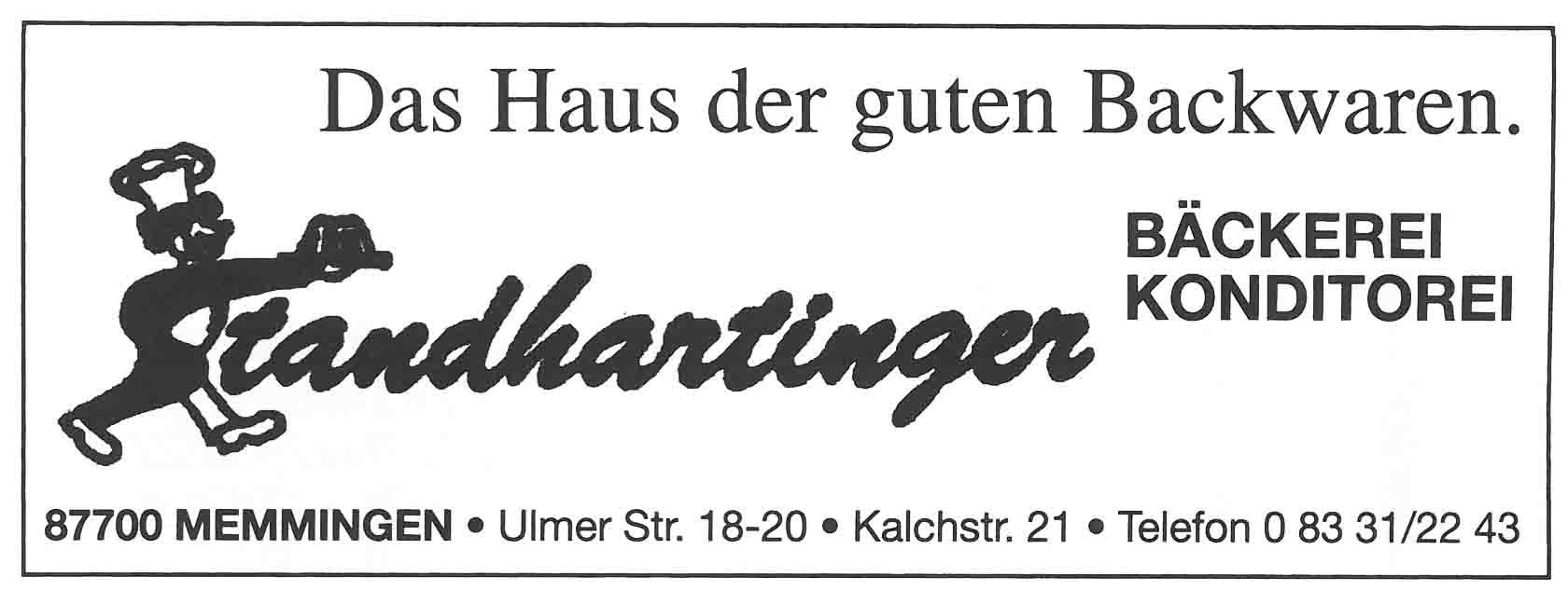 Standhartinger
